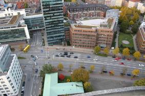 Strassenverkehr Hamburg